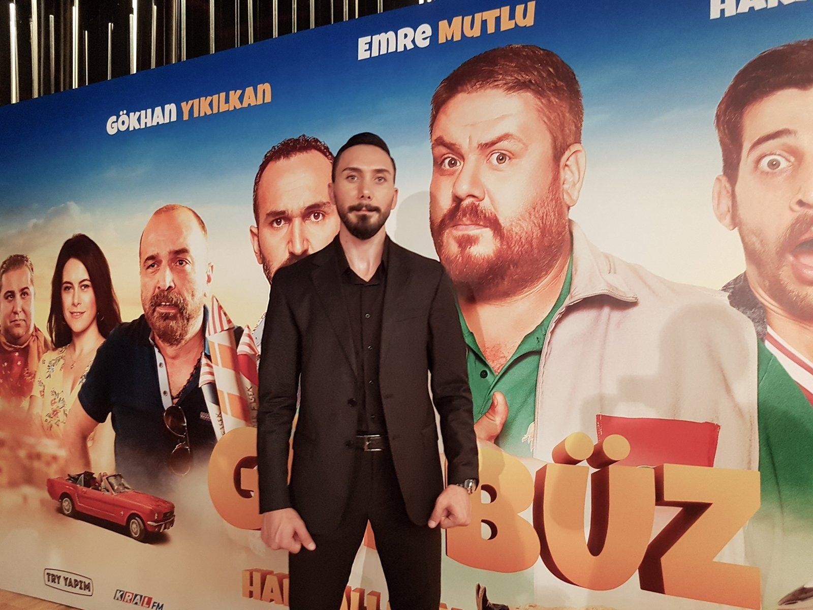 "GÜRBÜZ ""Hadi ALLAH'A Emanet"" Sinema Filmi GALA 29 Ağustos 2018"