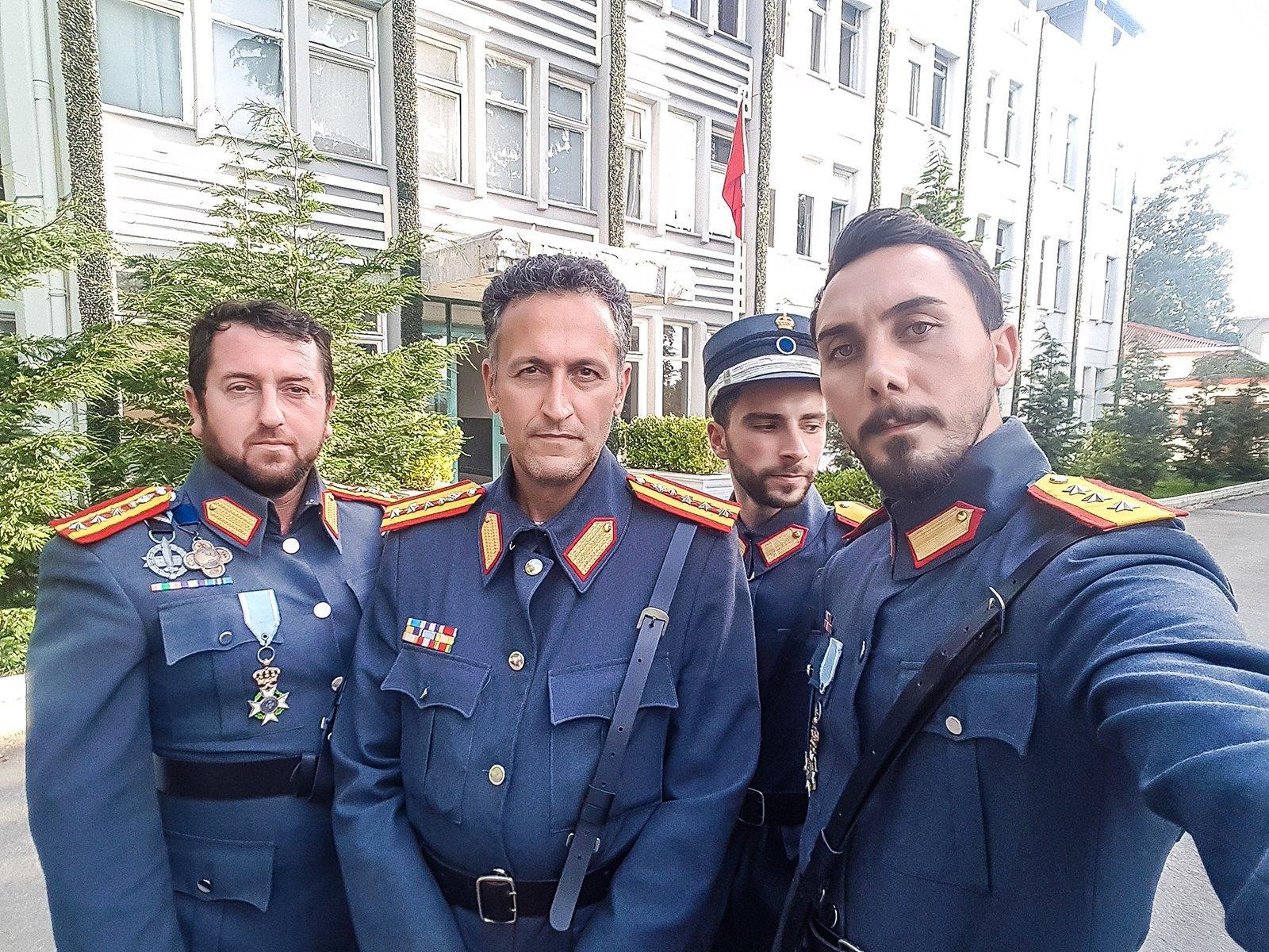 Vatanım Sensin 2018 - Yunan Subay - Özgür Bayraktar