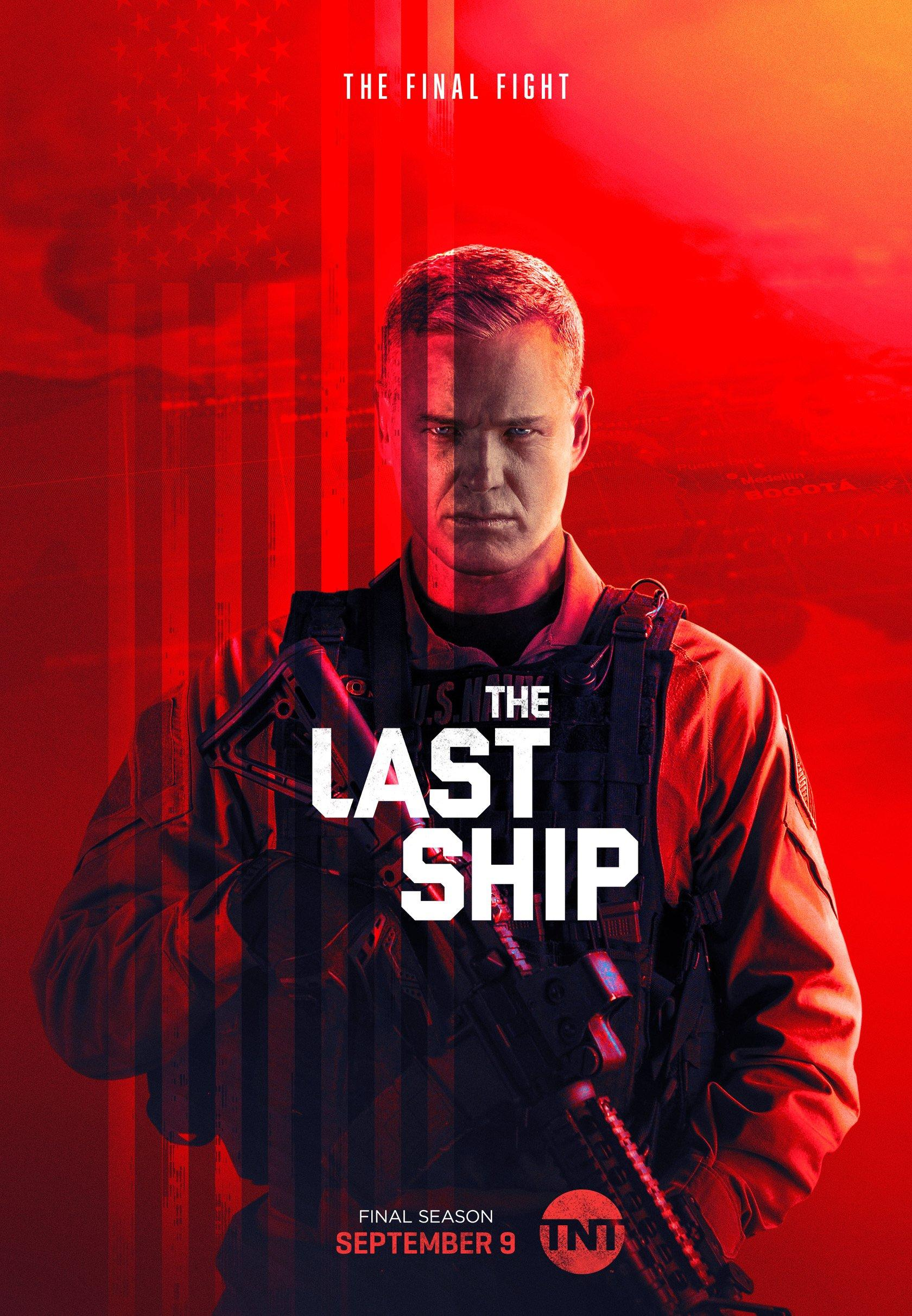 Последний корабль постеры