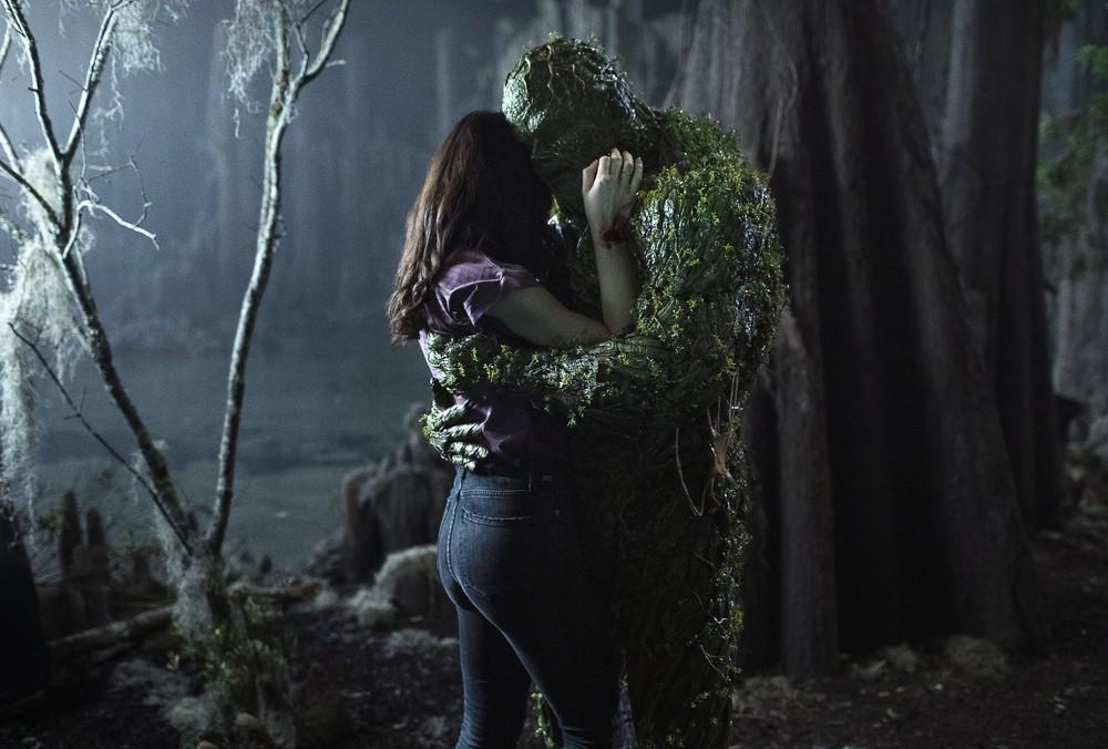 swamp thing 1.sezon 1.bölüm izle